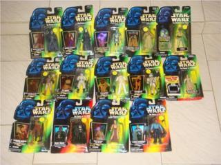 Vendo coleccion de Star Wars 70 figuras, Puerto Rico