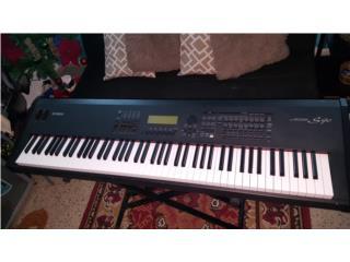 Piano S90, Puerto Rico