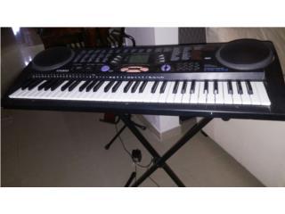 Piano Teclado Casio, Puerto Rico