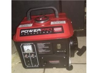 Generador Eléctrico PowerPro de 1 000 watts, Puerto Rico