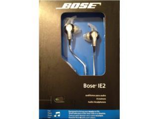 BOSE® IE2 AUDIO HEADPHONES , Puerto Rico