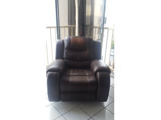 Butaca reclinable $250, Puerto Rico