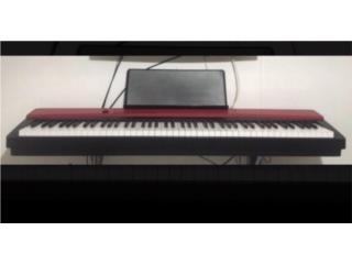 Piano, Puerto Rico