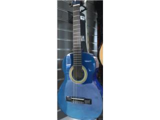 Guitarra clásica , Puerto Rico