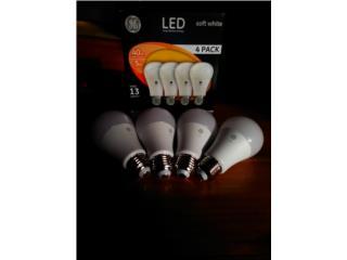 Led bulb 5 watts bajo consumo electrico, Puerto Rico