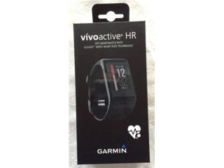 Garmin Vivoactive HR, Puerto Rico