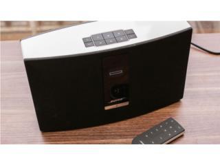 2 Bose SoundTouch 20, Puerto Rico