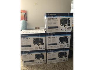 Planta de 4,650 Watt en $ 550 oferta. Navidad, Puerto Rico