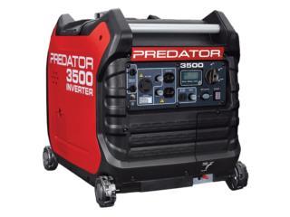 Predator 3500, Puerto Rico