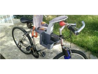 Mountain bike con cargador de niño(@), Puerto Rico