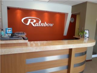 Rainbow Oficina Autorizada., Puerto Rico
