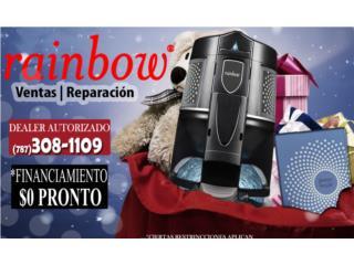 Aspiradoras Rainbow Black Nuevas, Puerto Rico