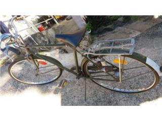 Bicycleta 27 Inglesa, Puerto Rico