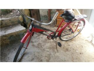 Bicycleta columbia d mujer, Puerto Rico
