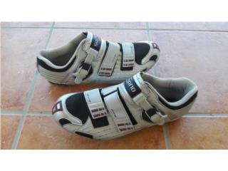 Zapatillas ciclismo, Puerto Rico