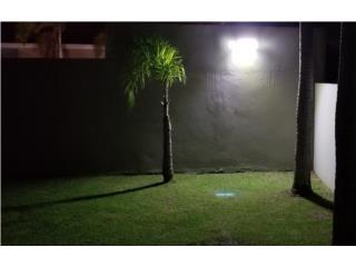 Lamparas Solares 90 led Super Brillantes!!, Puerto Rico