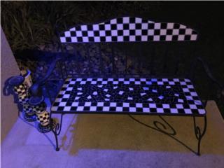 Mueble de patio, Puerto Rico