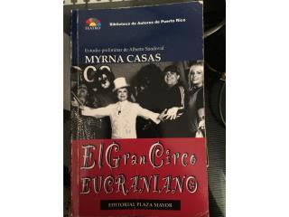 El Gran Circo Eucraniano, Puerto Rico
