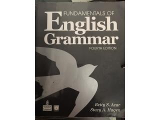 Fundamentals of English Grammar, Puerto Rico
