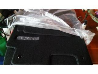 Alfombras Originales Kia Forte 2014 RSX Sport, Puerto Rico
