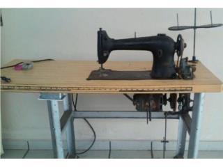 Maquina de coser Singer industrial año 1926, Puerto Rico