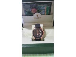 reloj réplica original ROLEX , Puerto Rico
