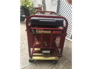 Planta Electrica Coleman Powermate Vantage 8K, Puerto Rico