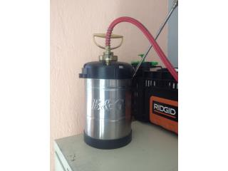 Bomba fumigar B&g profesional, Puerto Rico