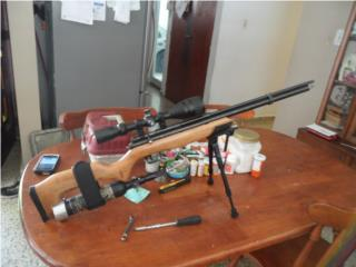 rifle pcp, Puerto Rico