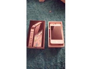 Iphone 4 at&t nuevo en caja, Puerto Rico