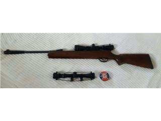 Rifle de pellet HATSAN 95 .22, Puerto Rico