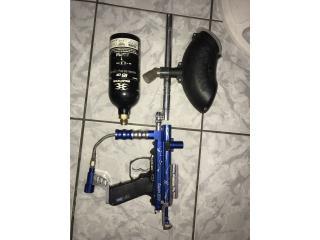 Paintball Gun Spyder E99, Puerto Rico