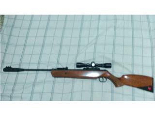 rifle de Pelle22, Puerto Rico