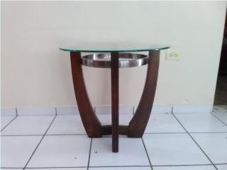 Mesa moderna de esquina para sala, Puerto Rico