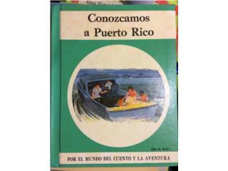 CONOZCAMOS A PUERTO RICO DE ANGELES PASTOR, Puerto Rico