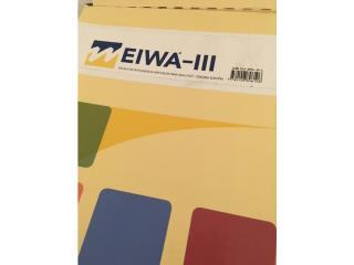 Prueba Psicologica EIWA iii, Puerto Rico