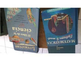 Caja de libros (obras, novelas y textos), Puerto Rico