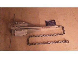 Ancla Fortress FX-11 aluminio nueva , Puerto Rico