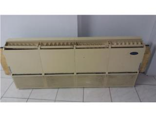 Consola 5 tonelada de pared, Puerto Rico