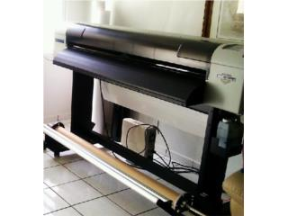 Impresora Mutoh, Puerto Rico