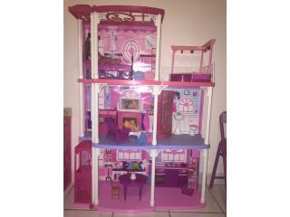 Barbie 3 Story Dream Townhouse, Puerto Rico