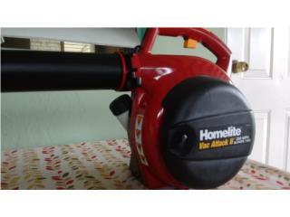 Blower Homelite $120 nuevo 200 Mph, Puerto Rico
