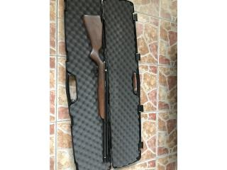 Rifle benjamin discovery .22, Puerto Rico
