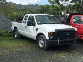Ford 250, Puerto Rico