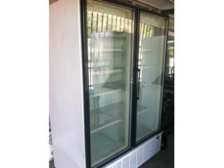 Freezer doble puerta master bilt, Puerto Rico
