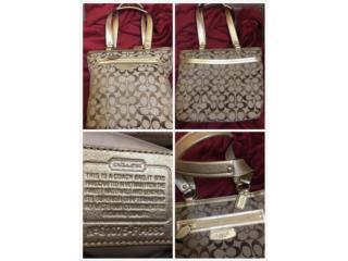 Coach Cartera Purse Handbag Bolso Perfecta!, Puerto Rico