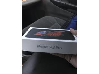Iphone 6s Plus 64 GA, Puerto Rico
