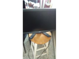 Monitor LCD Acer x203w, Puerto Rico