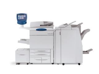 Copiadora Impresora Xerox 7665  , Puerto Rico
