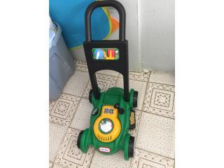 Juguete cortadora de grama para bebes, Puerto Rico